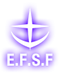 E.F.S.F. EARTH FEDERATION SPACE FORCE